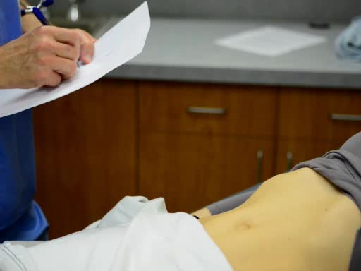 Abdominal Exam I: Inspection and Auscultation