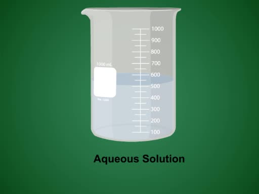 Determining the Mass Percent Composition in an Aqueous Solution