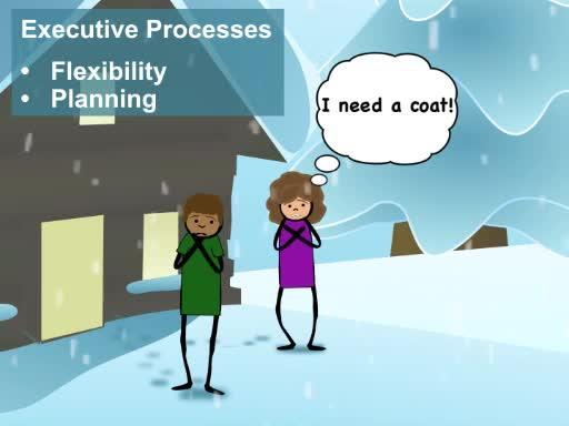 Función ejecutiva en el trastorno del espectro autista