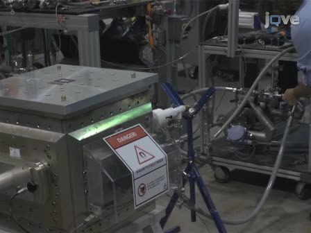 Quantifying Mixing using Magnetic Resonance Imaging