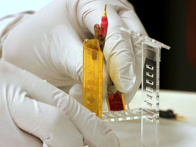Multi-аналита биочипов (МАБ) на основе всех твердотельных ион-селективных электродов (пачка) для физиологических исследований