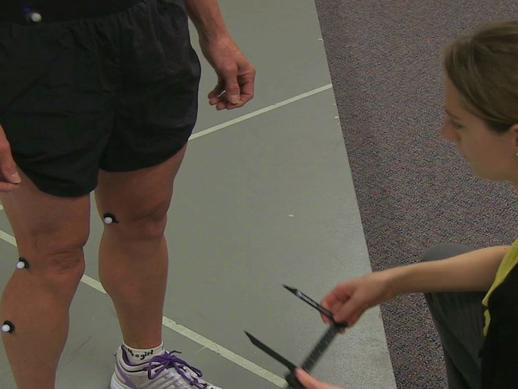 Movement Retraining using Real-time Feedback of Performance