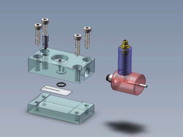 Introduktion till Solid stöds membranbaserad Electrophysiology