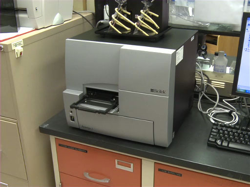 Introduction au lecteur de microplaque