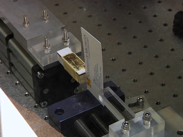 Fabrication and Testing of Microfluidic Optomechanical Oscillators