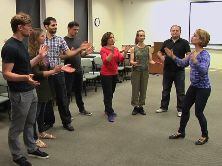 Community-based Adapted Tango Dancing for Individuals with Parkinson's Disease and Older Adults