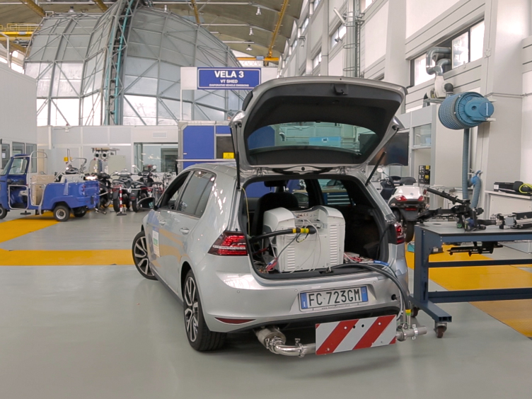 Implementation of Portable Emissions Measurement Systems (PEMS) for the Real-driving Emissions (RDE) Regulation in Europe