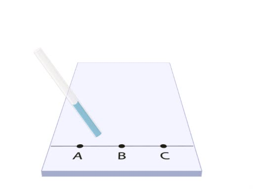 Performing 1D Thin Layer Chromatography