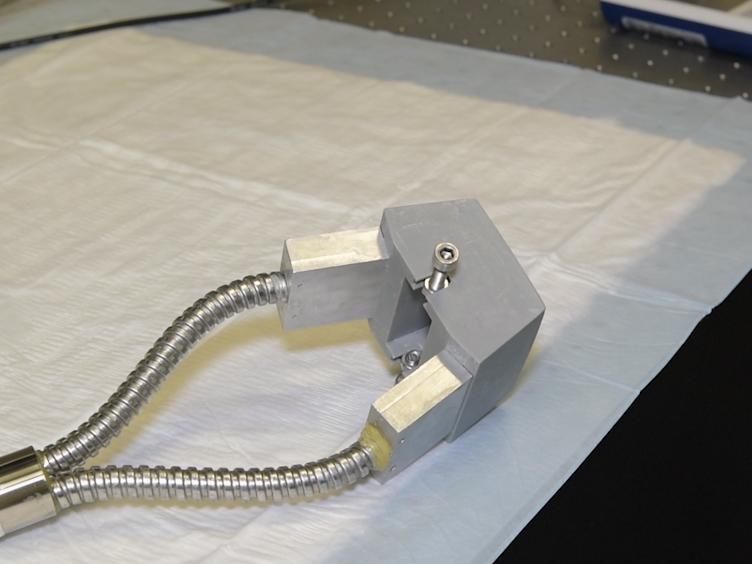 Fotoacústica clínica mano sistema de imagen por imagen no invasiva en tiempo real de Animal pequeño