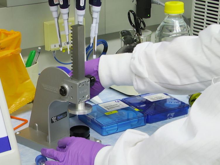 真菌 DNA 分析用职业空气标本的收集与提取