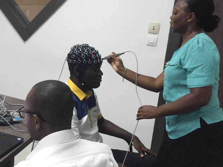 Neuroimaging Field Methods Using Functional Near Infrared Spectroscopy (NIRS) Neuroimaging to Study Global Child Development: Rural Sub-Saharan Africa