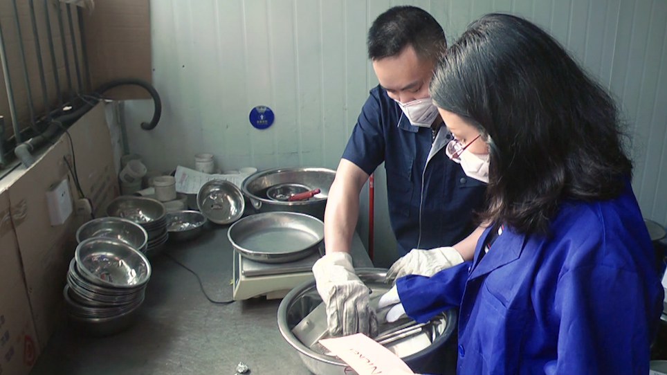 An Available Technique for Preparation of New Cast MnCuNiFeZnAl Alloy with Superior Damping Capacity and High Service Temperature