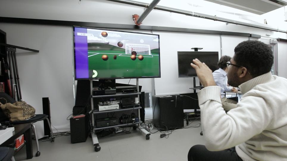 Berechnung der Herzfrequenzvariabilität aus EKG-Daten von Jugendlichen mit Zerebralparese während aktiver Videospielsitzungen
