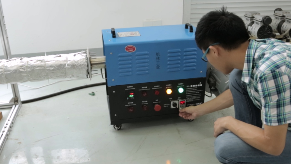 Fabric Moisture Uniform Control to Study the Influence of Air Impingement Parameters on Fabric Drying Characteristics
