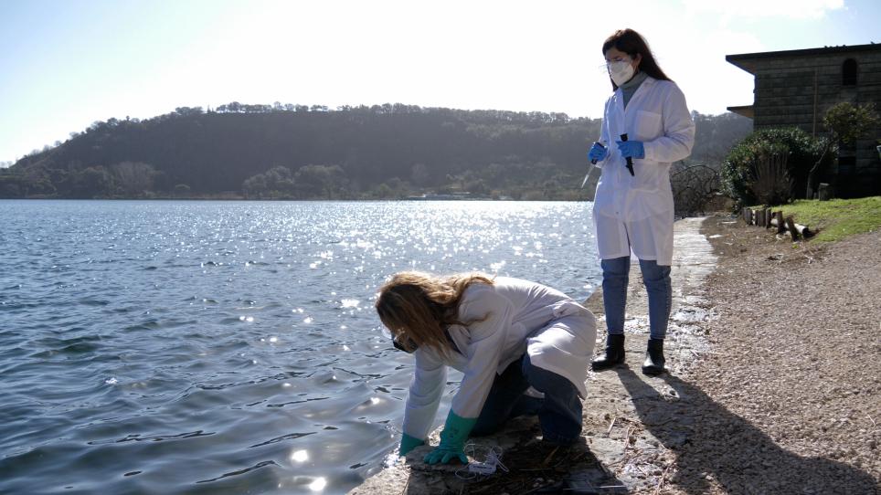 Détection précoce des proliférations de cyanobactéries et des cyanotoxines associées à l'aide d'une stratégie de détection rapide