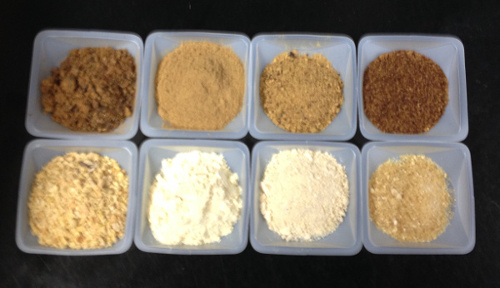 Preparation and Testing of Plant Seed Meal-based Wood Adhesives ...