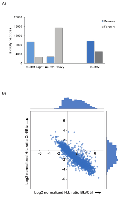 Detection of Protein Ubiquitination Sites by Peptide Enrichment ...