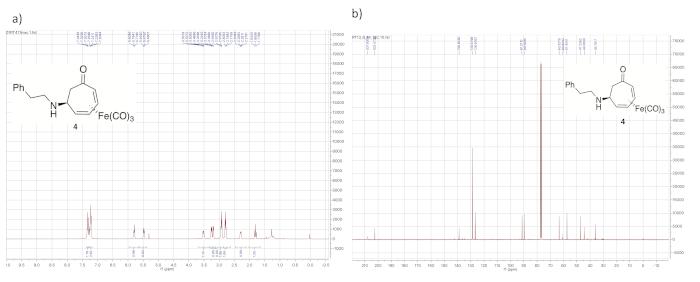 Preparation Of 6 Aminocyclohepta 2 4 Dien 1 One Derivatives Via