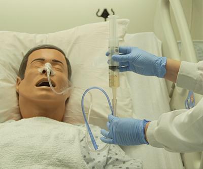 Préparer et administrer les médicaments Tube entériques