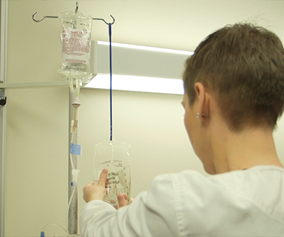 Preparing and Administering Secondary Intermittent Intravenous Medications
