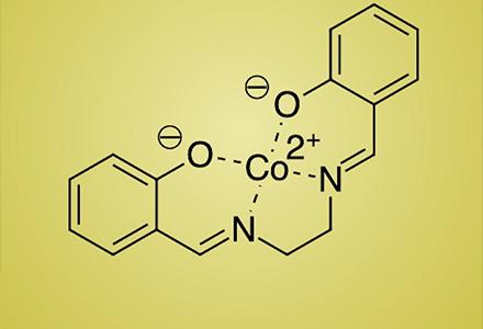 Synthèse d'un complexe de cobalt (II) de transporter l'oxygène