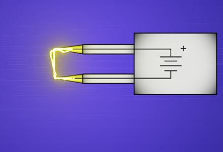 Hot-Wire-Messung