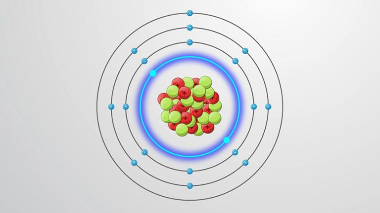 전자의 특징