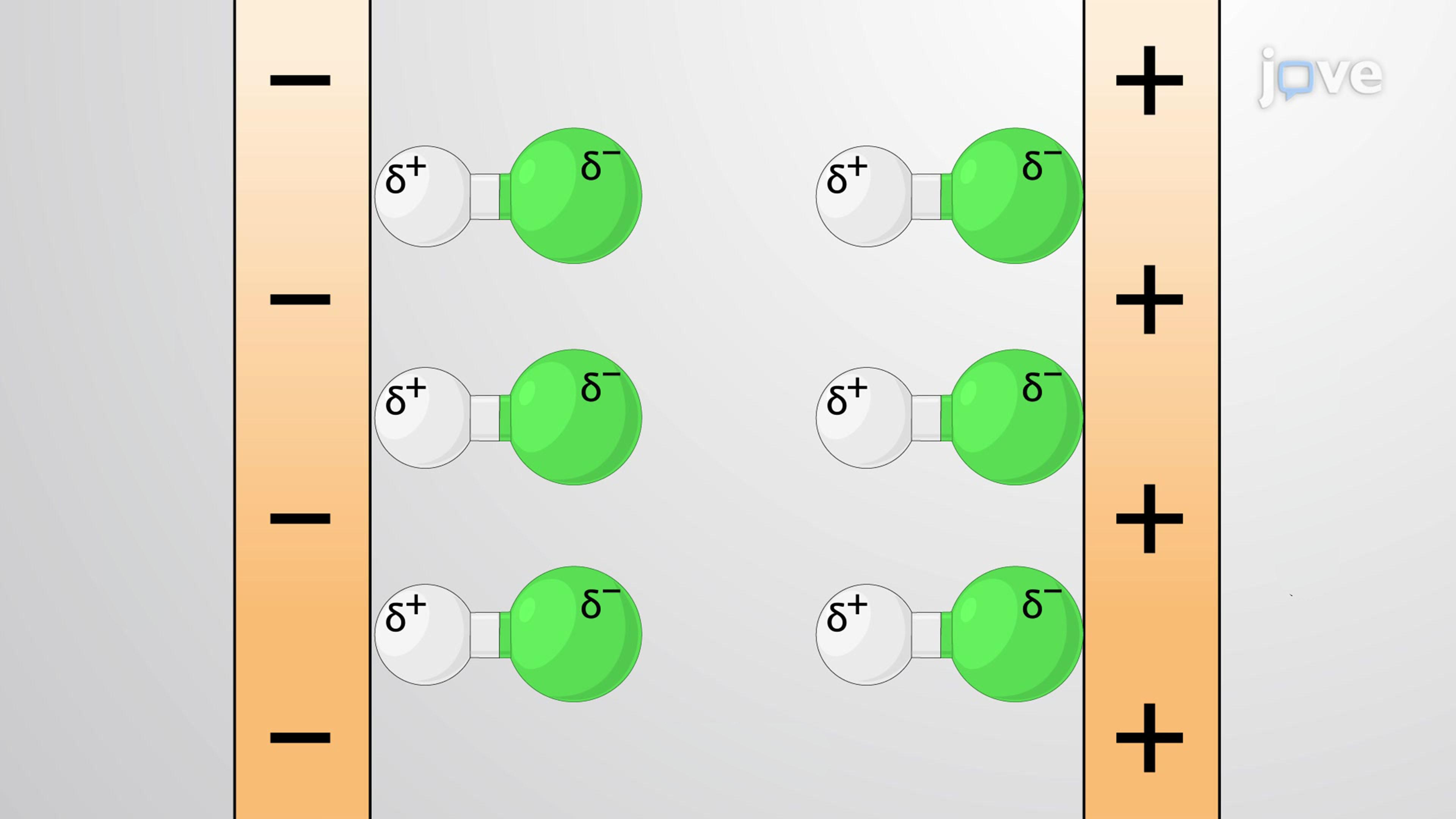 分子形状和分子极性