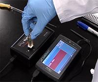 光度法蛋白的测定