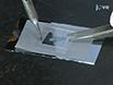 Préparation de la matrice extracellulaire des fibres de protéines pour Brillouin Spectroscopy